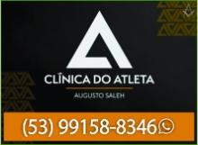 Clínica do Atleta - Medicina - Saúde Fisioterapia - Pelotas - RS - B4