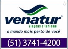 B4 RS Venatur Viagens e Turismo - Venâncio Aires - RS