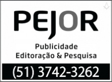 B4 RS Pejor - Publicidade, Editoração e Pesquisa - Sobradinho - RS