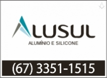 B4 RS Alusul - Alumínio e Silicone - Pelotas - RS