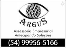 B4 RS Argus Assessoria Empresarial - Caxias do Sul - RS