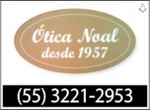 B4 RS Ótica Noal - Santa Maria - RS