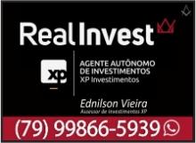 Real Invest - Investimentos Assessoria - Salvador - BA - B4