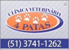 B4 RS Clínica Quatro Patas - Venâncio Aires - RS