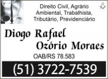 B4 RS Diogo Rafel Ozório Moraes - Cachoeira do Sul - RS