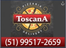 B4 RS Pizzaria Toscana Delivery - Cachoeira do Sul - RS