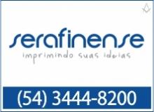 B4 RS Gráfica Serafinense - Serafina Corrêa - RS