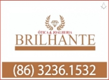 B4 PI Ótica e Joalheria Brilhante - Teresina - PI
