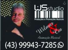 WS Studio - Wilmar & Cia. - Produções e Promoções Musicais - Gravação Arranjos - Londrina - Curitiba - PR B4