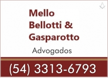 B4 RS Mello, Bellotti & Gasparotto Advogados - Cruz Alta - RS