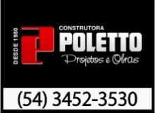 B4 RS Construtora Poletto - Bento Gonçalves - RS