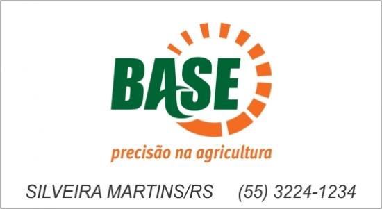 B2 RS Base Precisão na Agricultura - Silveira Martins - RS