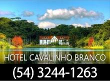 B4 RS Hotel Cavalinho Branco - São Francisco de Paula - RS