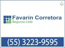 B4 RS Favarin Corretora de Seguros - Santa Maria - RS