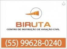 B4 RS Biruta Escola de Aviação - Santa Rosa - RS