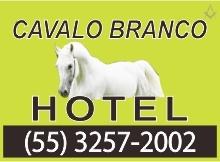 B4 RS Cavalo Branco Hotel - São Vicente do Sul - RS