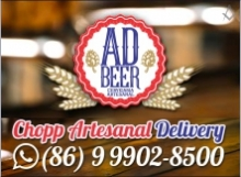 B4 PI AD Beer - Cervejaria Artesanal - Teresina - PI