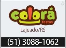 B4 RS Colorá Festas - Estrela - RS