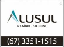 B4 MS Alusul - Alumínio e Silicone - Campo Grande - MS