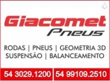 B4 RS Giacomet Pneus - Caxias do Sul -  RS