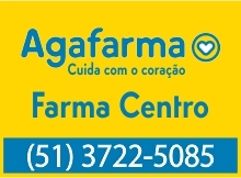 B4 RS Agafarma Farma Centro - Cachoeira do Sul - RS