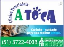 CLÍNICA VETERINÁRIA A TOCA - PET SHOP - CACHOEIRA DO SUL RS BR B4