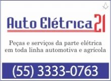 B4 RS Auto Elétrica 21 - Ijuí - RS