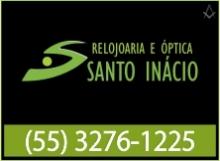 B4 RS Relojoaria e Óptica Santo Inácio - São Pedro do Sul - RS