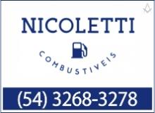 B4 RS Nicoletti Combustíveis - Farroupilha - RS