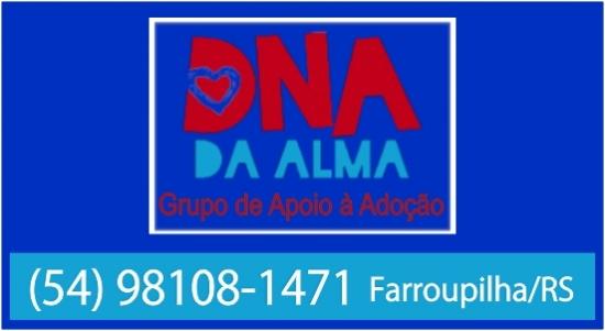 B2 RS DNA da Alma - Apoio a Adoção - RS