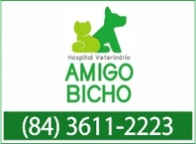 B4 RN Hospital Veterinário Amigo Bicho - Natal - RN