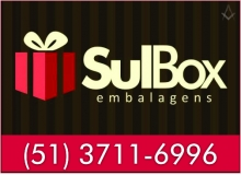 B4 SC Sul Box Embalagens Sta Cruz do Sul/RS - Embalagens e Caixas Especiais - Chapecó - SC