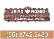 B4 RS Floricultura Jeito Nosso - Floricultura e Bazar - Palmeira das Missões