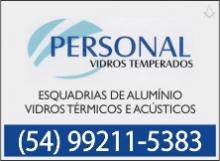 B4 RS Personal Vidros Temperados - Caxias do Sul - RS