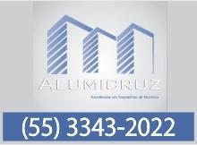 B4 RS Alumicruz Esquadrias de Alumínio e PVC - Cruz Alta - RS