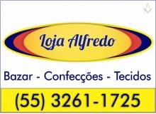 B4 RS Loja Alfredo - Bazar Tecidos Confecções - Restinga Sêca - RS