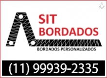 B4 SP Sit Bordados - São Paulo - SP