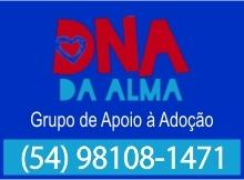 B4 RS DNA da Alma - Apoio à Adoção - Farroupilha - RS