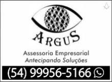 Argus Assessoria Empresarial - Advocacia - Triunfo - RS -B4