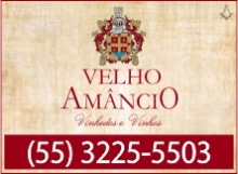 B4 RS Vinícola Velho Amâncio - Santa Maria - RS