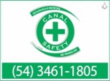B4 RS Canal Safety - Segurança e Medicina do Trabalho - Carlos Barbosa - RS