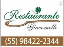 B4 RS Restaurante Giacomelli - São Vicente do Sul - RS