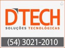B4 RS D Tech Soluções Tecnológicas - Suprimentos, Câmeras, Alarmes e Serviços - Caxias do Sul - RS