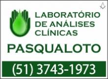 B4 RS Laboratório de Análises Clínicas Pasqualoto - Candelária - RS