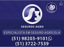 S3 Seguros Agro - Cachoeira do Sul - RS