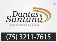 Dantas & Santana Corretora de Seguros - Salvador - BA - B4