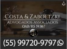 Costa & Zaboetzki Advogados Associados - Santa Maria - RS - B4