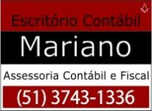 B4 RS Escritório Contábil Mariano - Candelária - RS