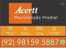 B4 AM Acertt Manutenção Predial -  Refrigeração Móveis Imóveis - Manaus - AM