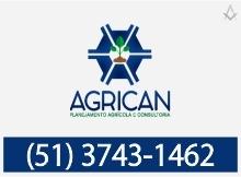 B4 RS Agrican Planejamento Agrícola e Consultoria - Candelária - RS